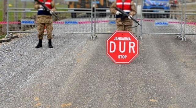 Kumlu'da bir mahalle karantinaya alındı