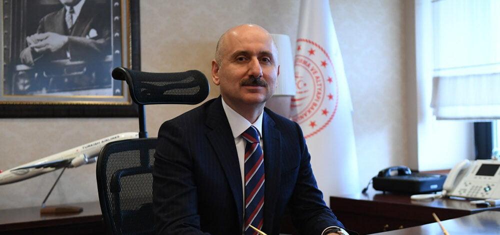 Ulaştırma Bakanı Karaismailoğlu bugün Hatay'da