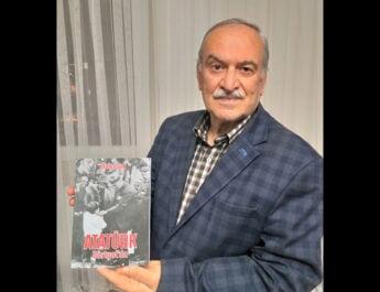 Kadir Aslan'ın yeni kitabı 'Atatürk Dörtyol'da' çıktı!