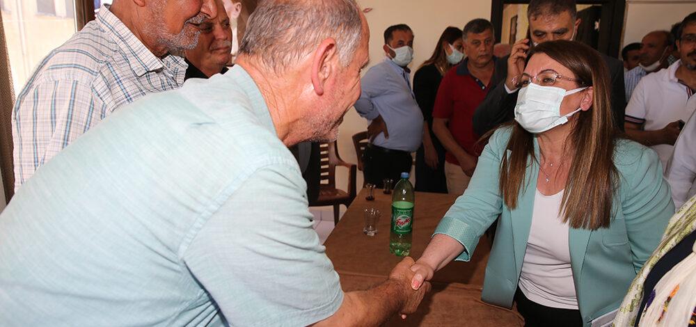CHP Genel Başkan Yardımcısı Karaca, Hatay'da ziyaretlerde bulundu
