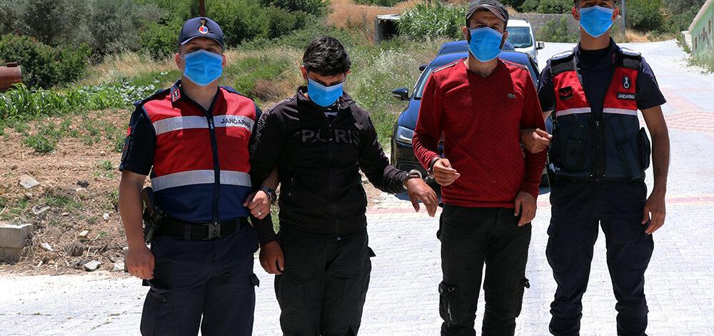 Göçmen kaçakçılığı iddiasıyla 2 kişi tutuklandı!