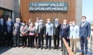 Bakan Yardımcısı Yavuz: HADO Hatay'a değer katacak