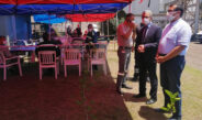 Payas'ta Kovid-19 mobil aşı merkezleri kuruldu