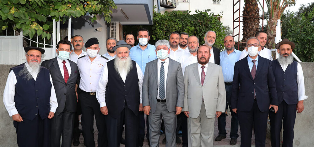 Gadir-i Hum Bayramında Kanaat Önderi Eskiocak ve ailesini ziyaret etti
