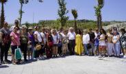 Hatay Slow Food ve Antakya Barış Korosu ekibi EXPO bölgesinde