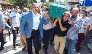 Hasan Eliaçık dualar ve gözyaşları arasında uğurlandı