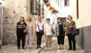 CHP'li Başkanların eşleri Hatay'ı keşfetti