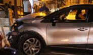 Minibüsle otomobilin çarpışması sonucu 7 kişi yaralandı