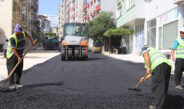 Yayladağı ve Defne'ye beton asfalt