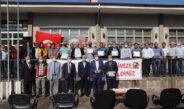 182 kişiye 'Arıcılık Ustalık Belgesi' verildi
