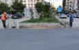 Fahri Korutürk Caddesinin refüj taşları değişiyor!