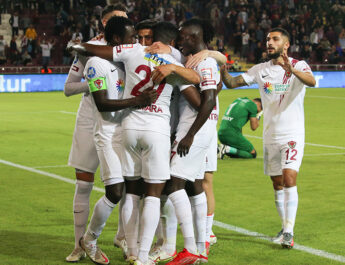Hatayspor Süper Lig'de 2. Sırayla yerleşti!