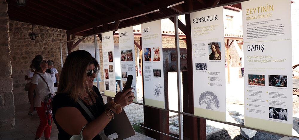 Zeytin ve Zeytinyağı Müzesi 9 ayda 23 bin kişiyi ağırladı